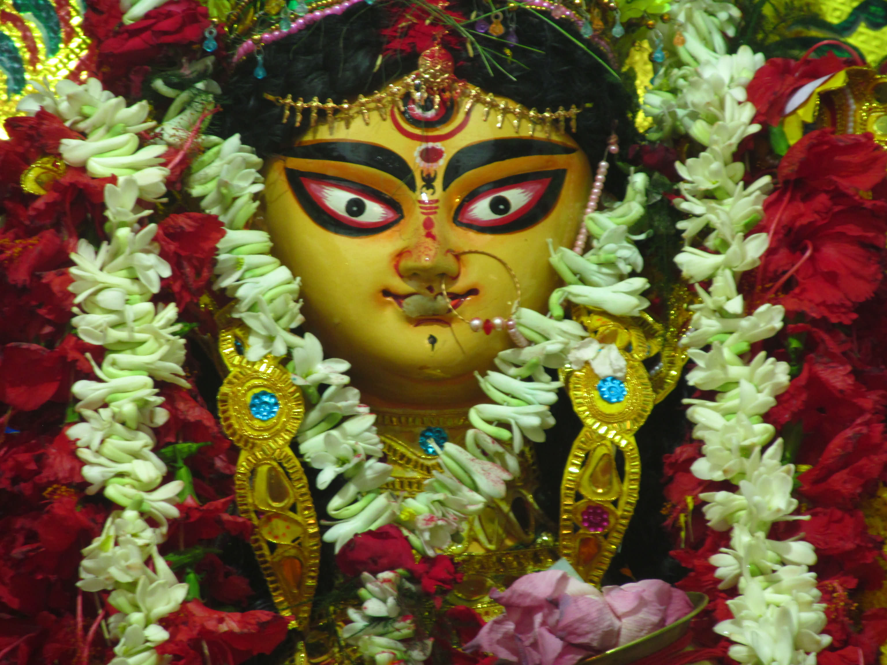 goddess annapurna Goddess annapurna devi is regarded as the goddess of plenty, food and harvest read on to know more about this hindu goddess.