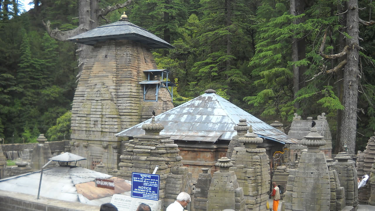 Jageshwar Mahadev Jyotirlinga At Jageshwar Temple