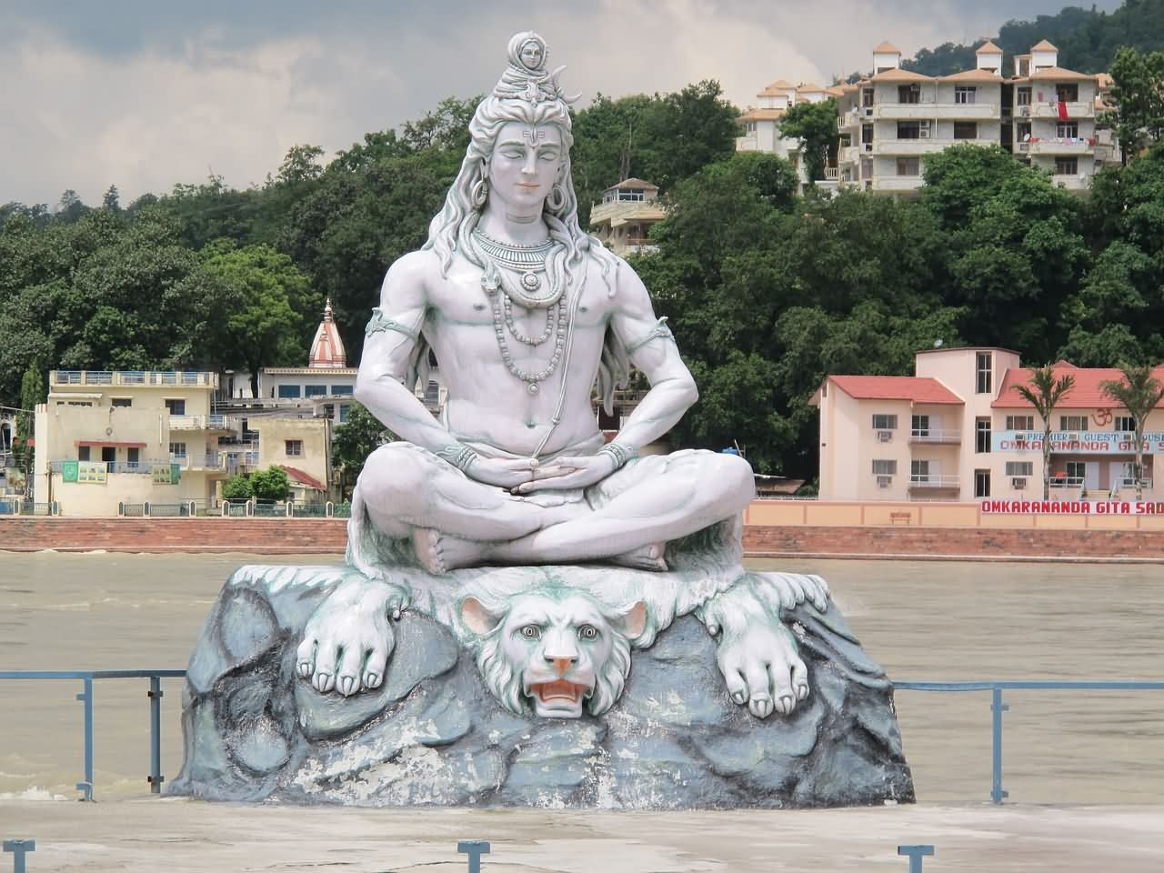 5 Tallest Lord Shiva Statues In Sitting Posture ...