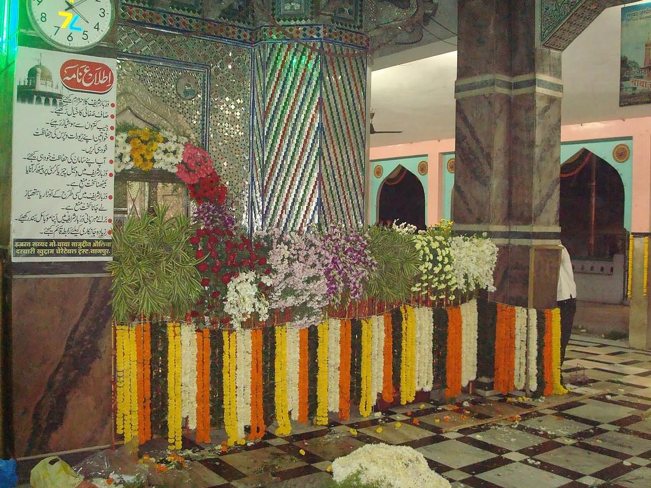 Hazrat Tajuddin Baba Dargah In Nagpur - FindMessages com