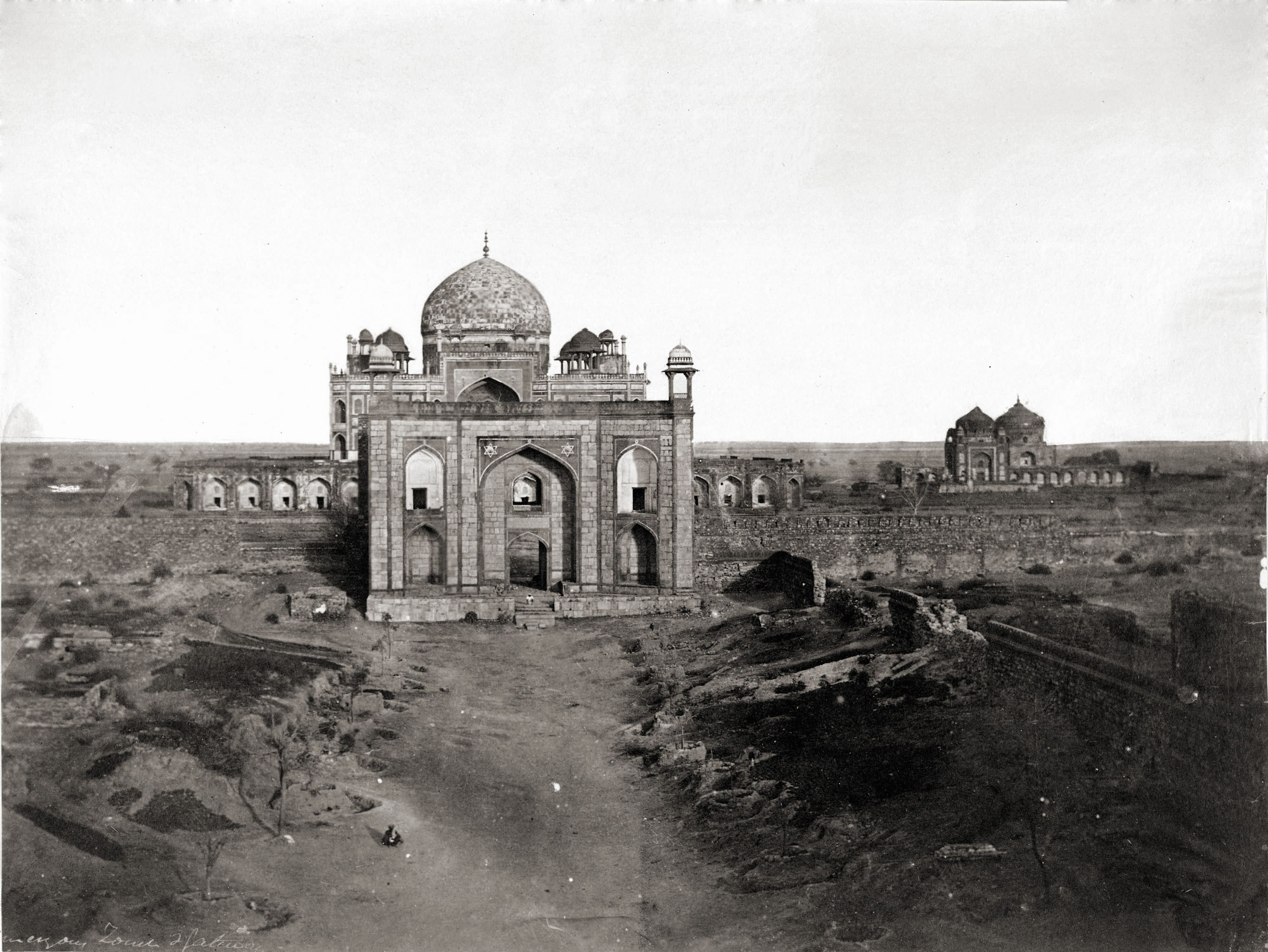 Image result for History of Humayun's Tomb