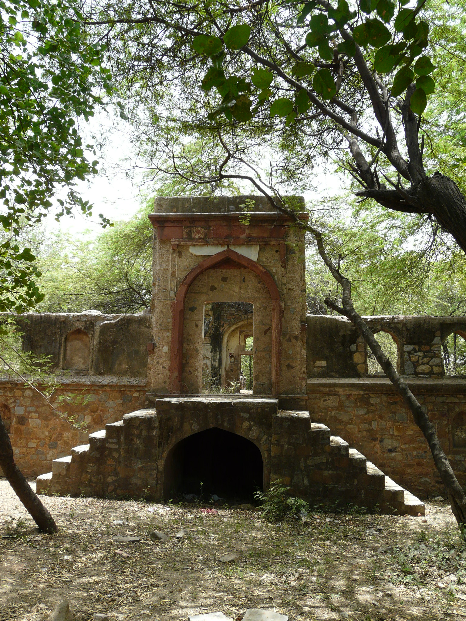 The Tombs Of Lal Kunwa...