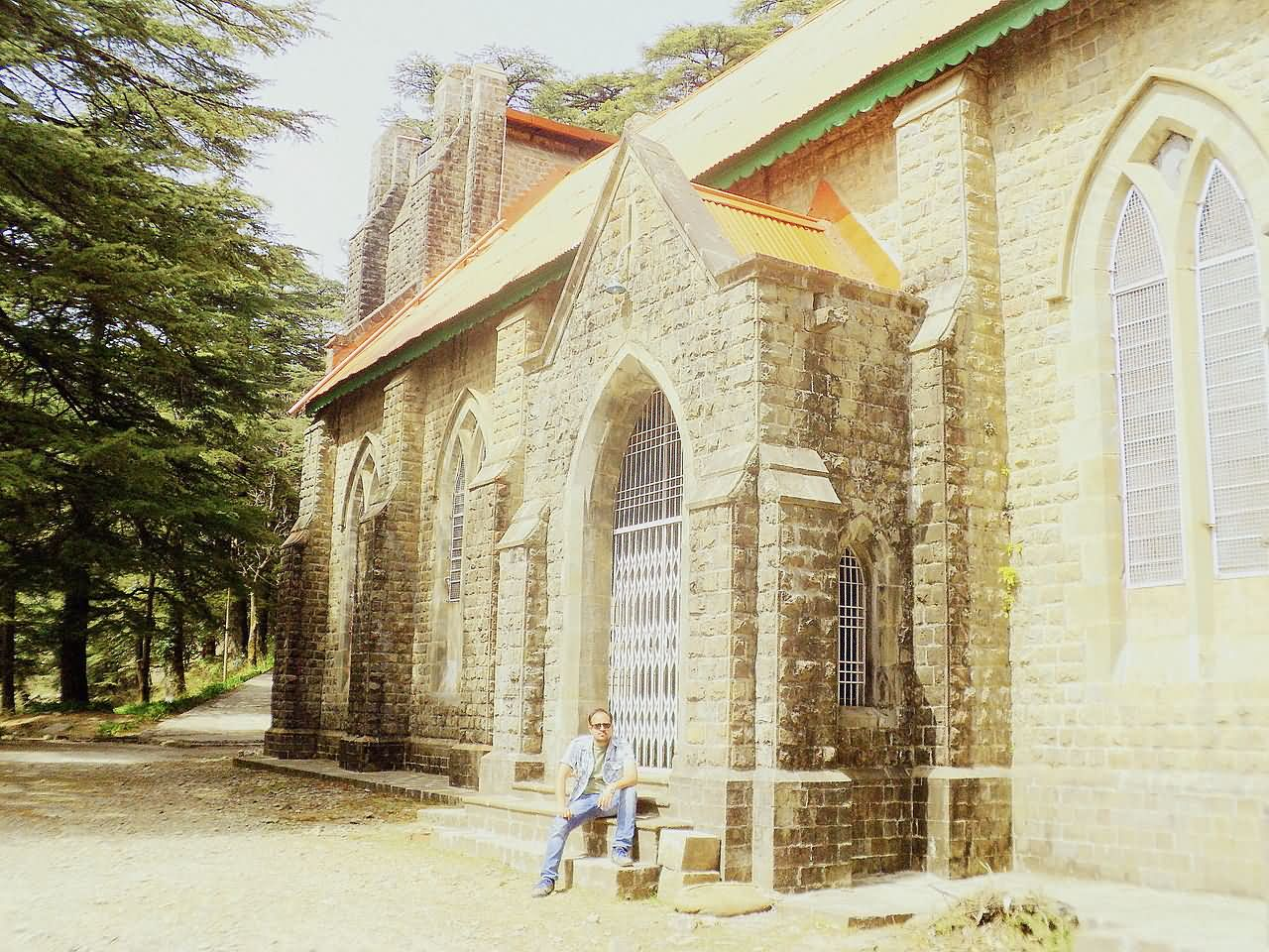 Built in neo gothic architecture the church near mcleod for Find an architect near me