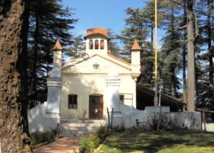 Profile Of Chail Gurudwara At Himachal Pradesh, India