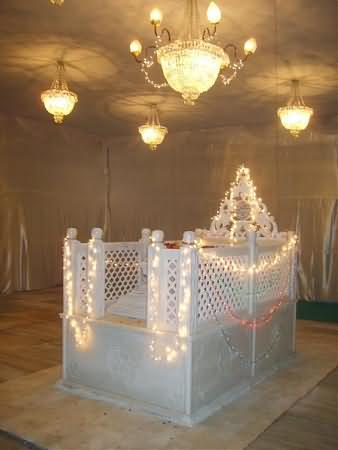 Tomb Of Syeda Mobassarun-nisa Ashrafi At Uttar Pradesh