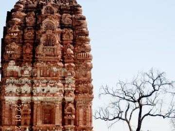 Laxman's Companion Temple And Old Sites, Sirpur, Chhattisgarh