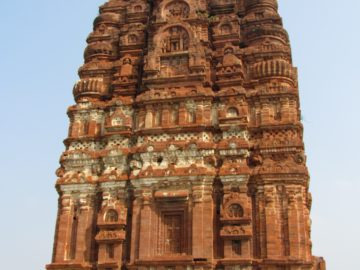 Close View Of Laxman Mandir, Sirpur, Chhattisgarh
