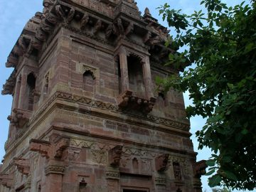 Back View Of Kanti Temple, Ratanpur, Chattisgarh