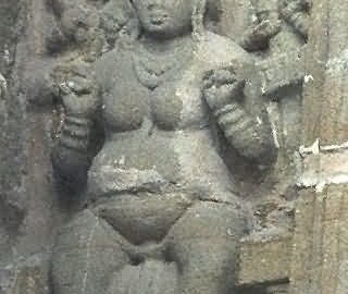 Mata Jyestha - The Goddess Of Inauspicious Things And Misfortune