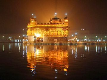 Amritsar's Beauty – The Golden Temple