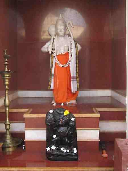 Shrine Of Shri Maruti Findmessages Com